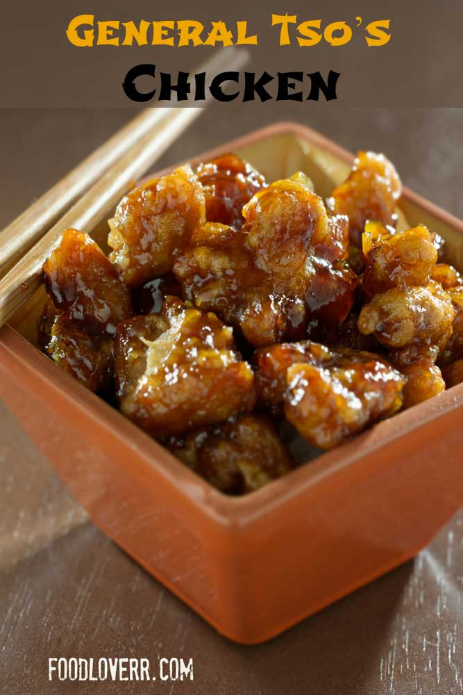Recipe For General Tso's Chicken